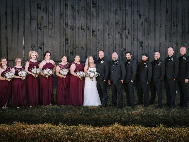 Ryan and Rachel's Wedding in Lexington, Kentucky 16