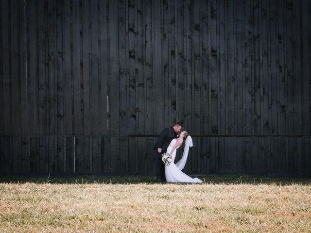 The wedding of Rachel and Ryan