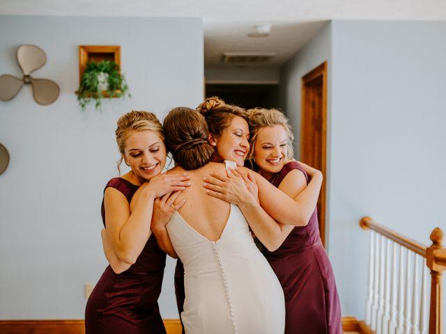 Logan and Mariah's Wedding in Huddleston, Virginia 1