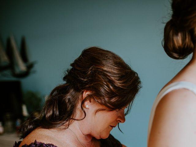 Logan and Mariah's Wedding in Huddleston, Virginia 7