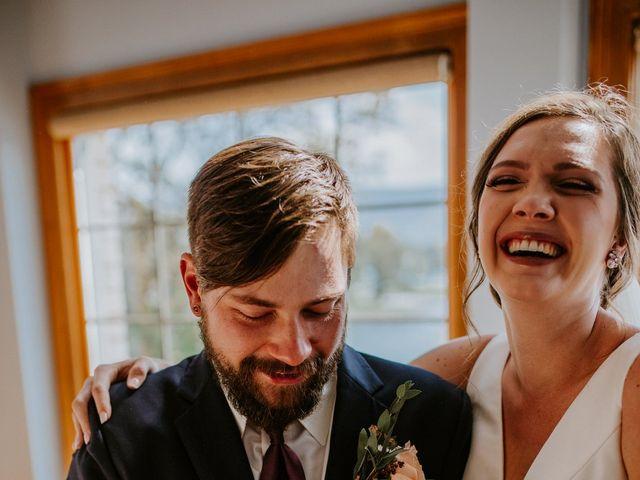 Logan and Mariah's Wedding in Huddleston, Virginia 10