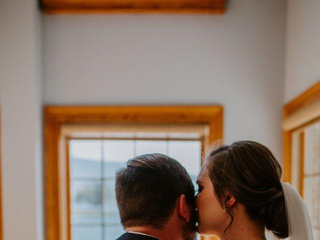 Logan and Mariah's Wedding in Huddleston, Virginia 11