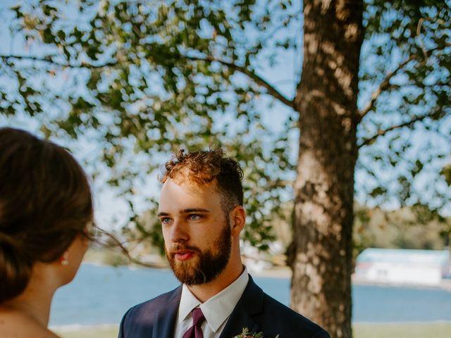 Logan and Mariah's Wedding in Huddleston, Virginia 17