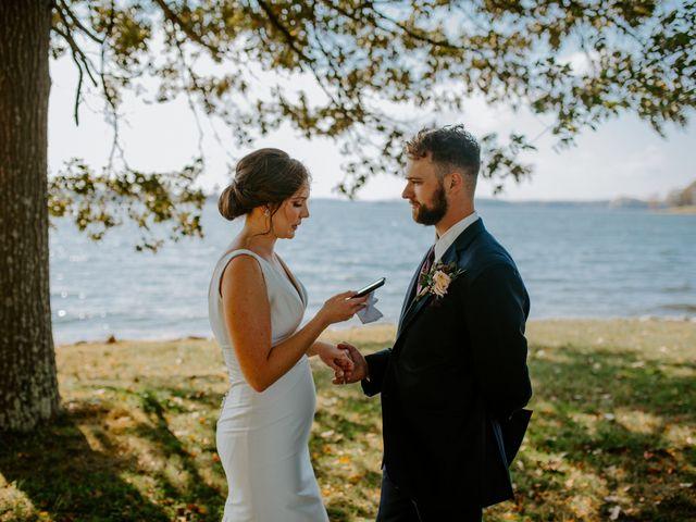 Logan and Mariah's Wedding in Huddleston, Virginia 18