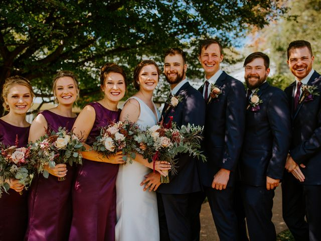 Logan and Mariah's Wedding in Huddleston, Virginia 20