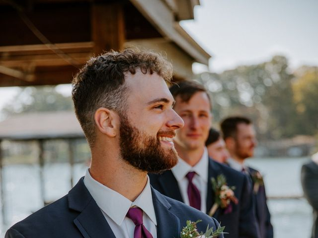 Logan and Mariah's Wedding in Huddleston, Virginia 22
