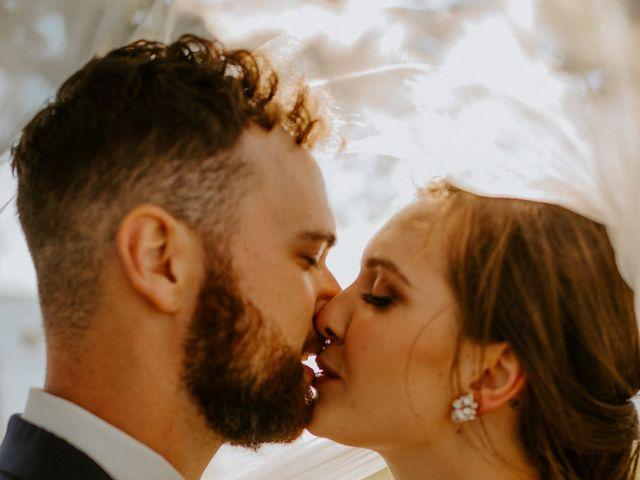 Logan and Mariah's Wedding in Huddleston, Virginia 27