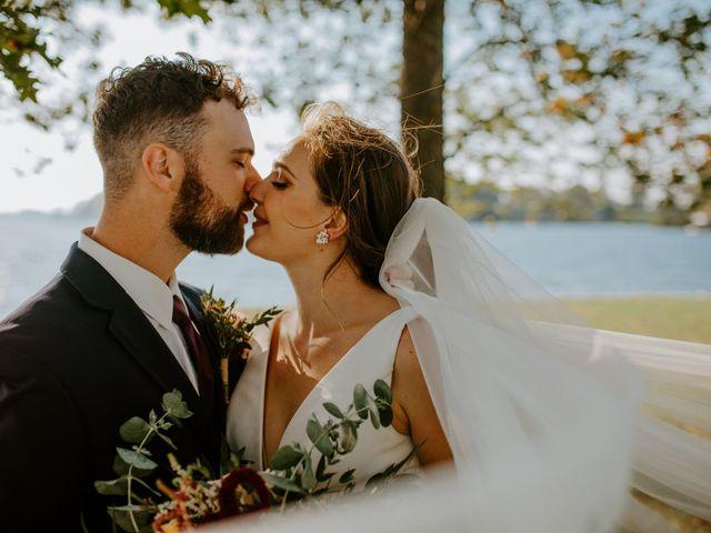 Logan and Mariah's Wedding in Huddleston, Virginia 28