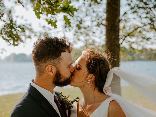 Logan and Mariah's Wedding in Huddleston, Virginia 29