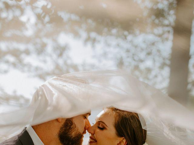 Logan and Mariah's Wedding in Huddleston, Virginia 30