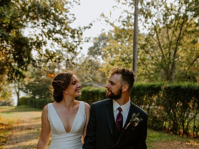 Logan and Mariah's Wedding in Huddleston, Virginia 33