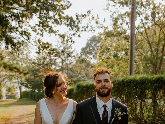 Logan and Mariah's Wedding in Huddleston, Virginia 34