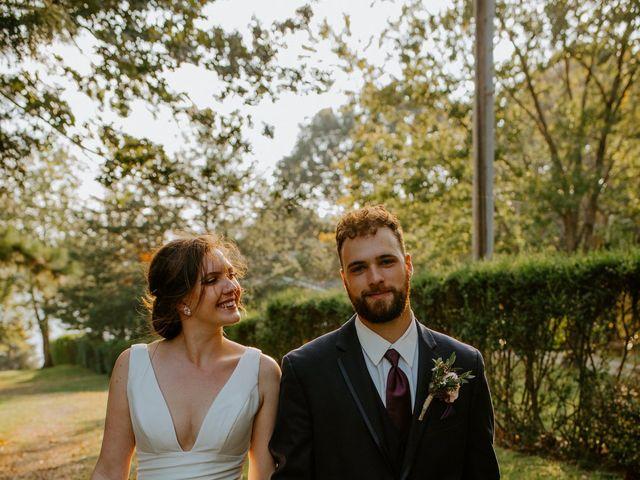 Logan and Mariah's Wedding in Huddleston, Virginia 35