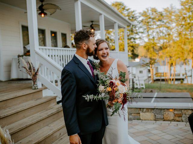Logan and Mariah's Wedding in Huddleston, Virginia 36