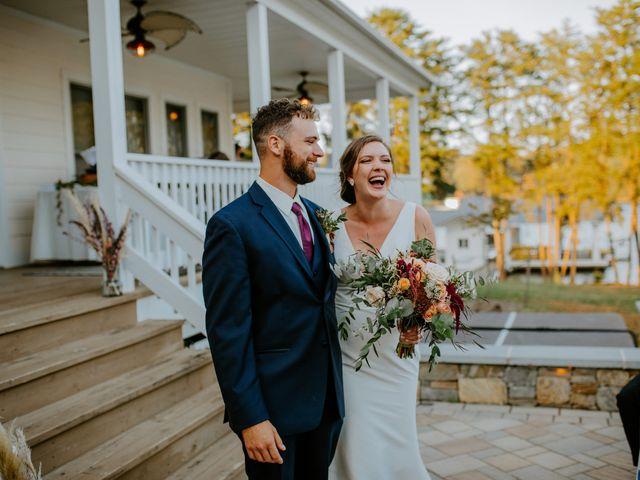 Logan and Mariah's Wedding in Huddleston, Virginia 37