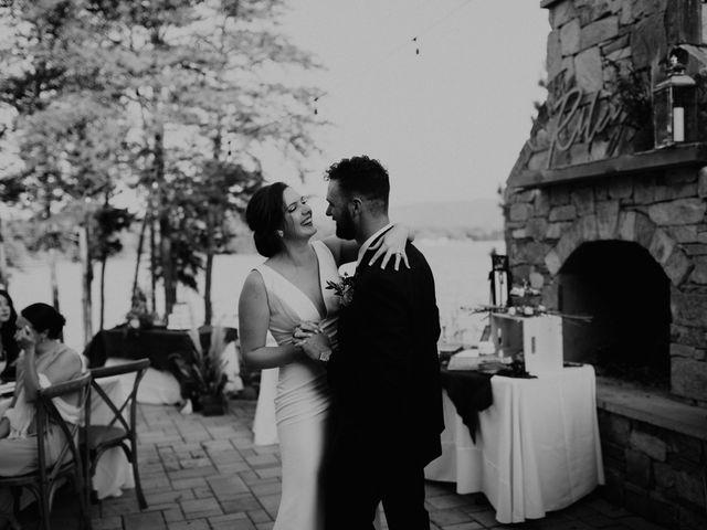 Logan and Mariah's Wedding in Huddleston, Virginia 38