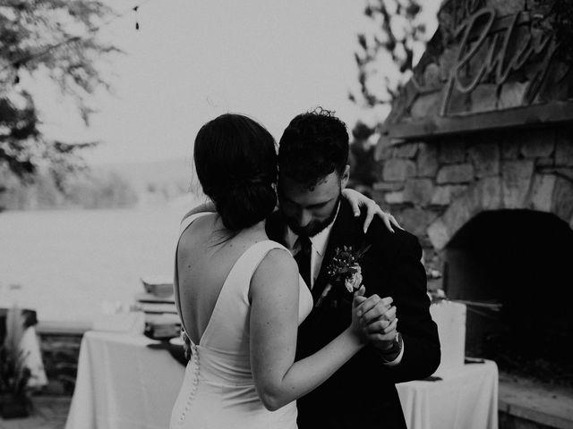 Logan and Mariah's Wedding in Huddleston, Virginia 40