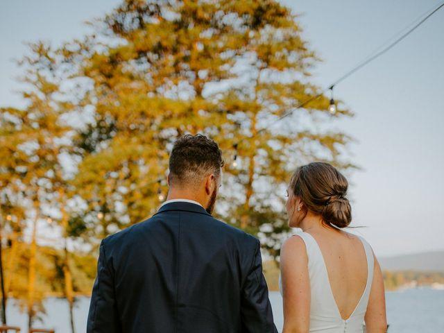 Logan and Mariah's Wedding in Huddleston, Virginia 41