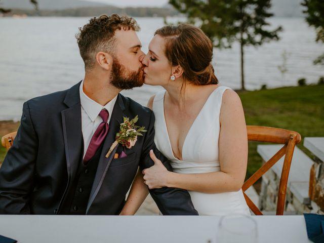 Logan and Mariah's Wedding in Huddleston, Virginia 42
