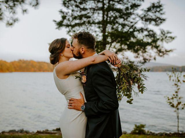 Logan and Mariah's Wedding in Huddleston, Virginia 43