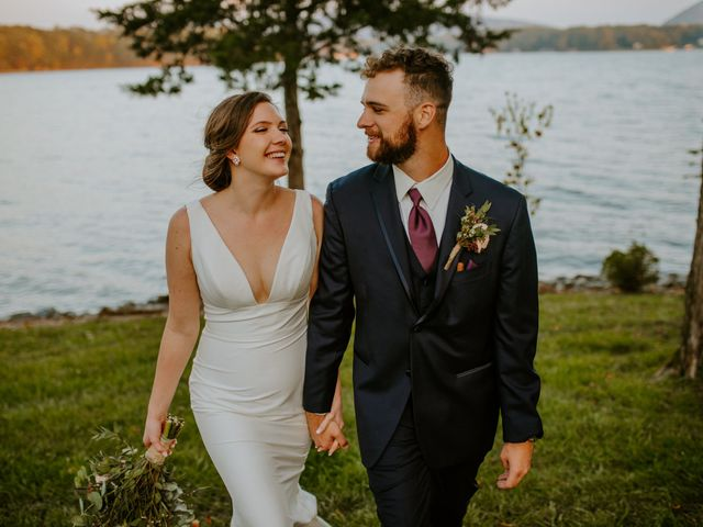 Logan and Mariah's Wedding in Huddleston, Virginia 44