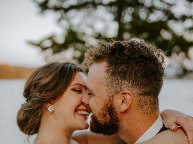 Logan and Mariah's Wedding in Huddleston, Virginia 45