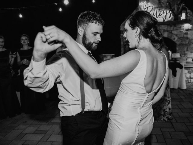 Logan and Mariah's Wedding in Huddleston, Virginia 46