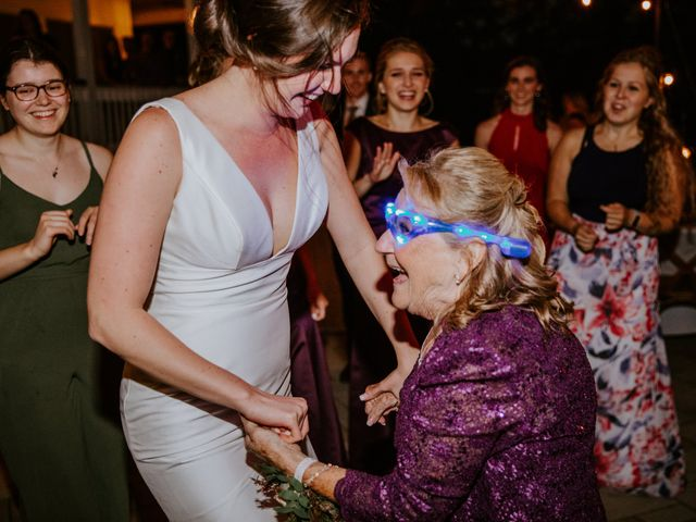 Logan and Mariah's Wedding in Huddleston, Virginia 48