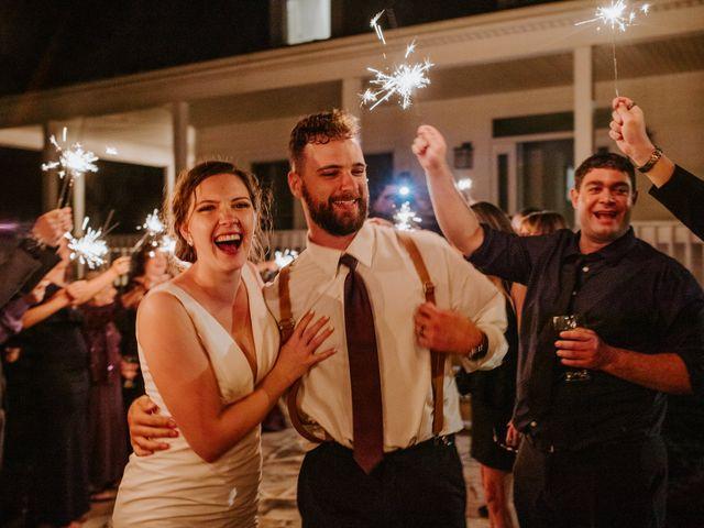 Logan and Mariah's Wedding in Huddleston, Virginia 50