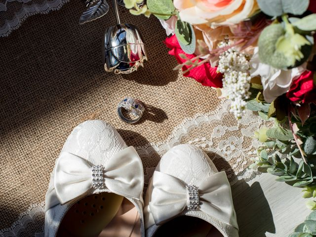 Christin and Jacob's Wedding in Mims, Florida 3