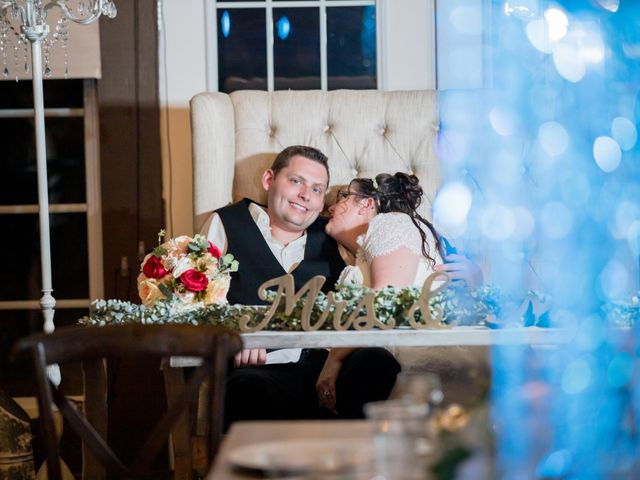 Christin and Jacob's Wedding in Mims, Florida 1