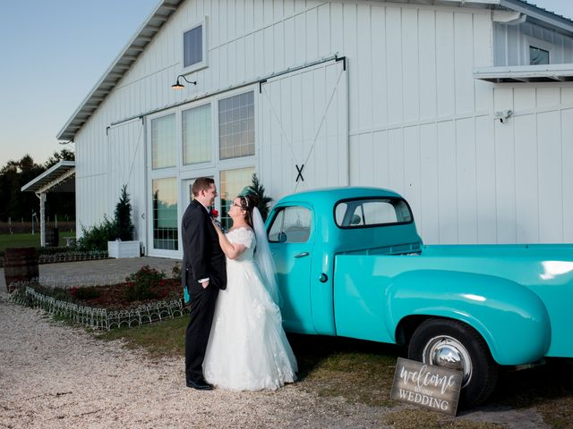 Christin and Jacob's Wedding in Mims, Florida 2