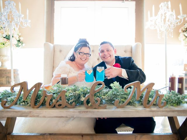 Christin and Jacob's Wedding in Mims, Florida 7