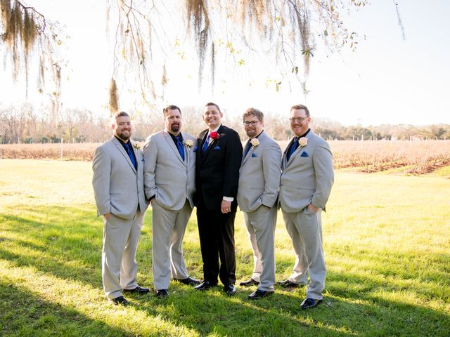 Christin and Jacob's Wedding in Mims, Florida 11