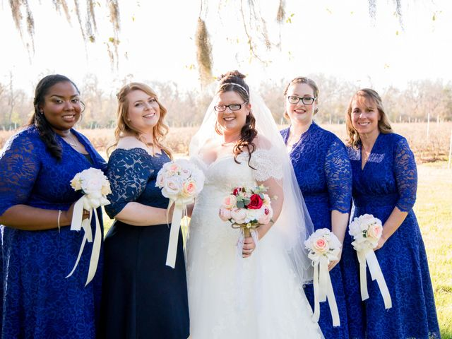 Christin and Jacob's Wedding in Mims, Florida 13
