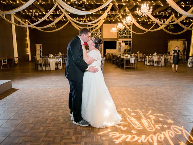 Christin and Jacob's Wedding in Mims, Florida 14