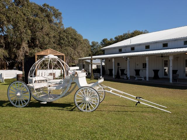 Christin and Jacob's Wedding in Mims, Florida 17