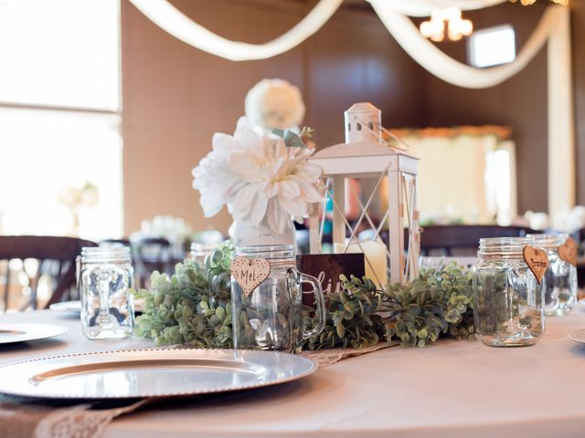 Christin and Jacob's Wedding in Mims, Florida 20