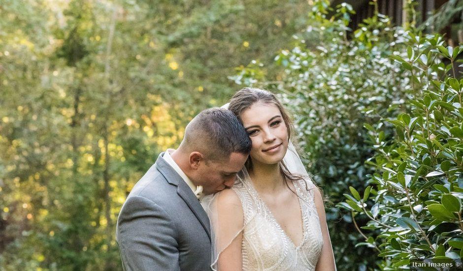 Lindsey and Corey's Wedding in Clarkesville, Georgia