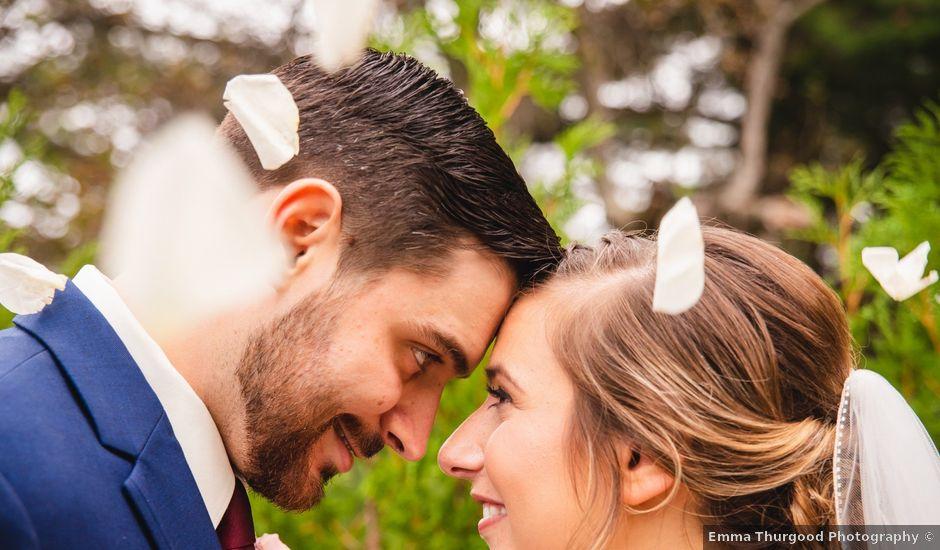 Sam and Janna's Wedding in Sturbridge, Massachusetts