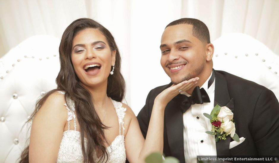 Jason and Argentina's Wedding in Bronx, New York