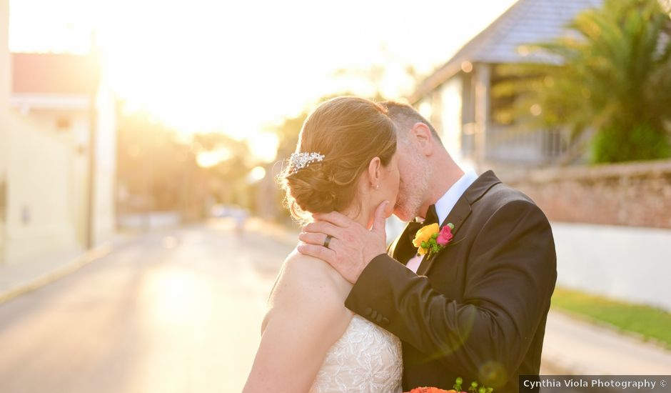 A.J. and Rochelle's Wedding in Saint Augustine, Florida