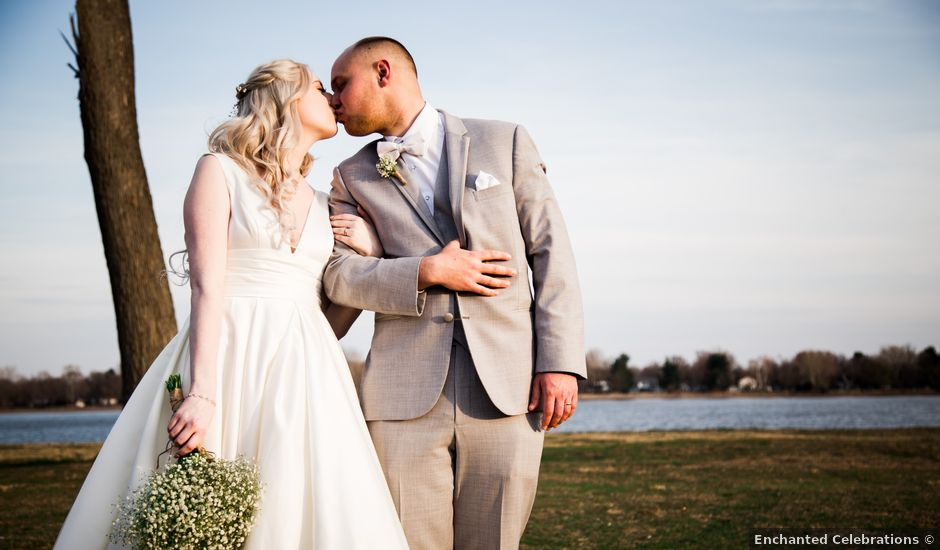 Thomas and Caitlin's Wedding in Bensalem, Pennsylvania