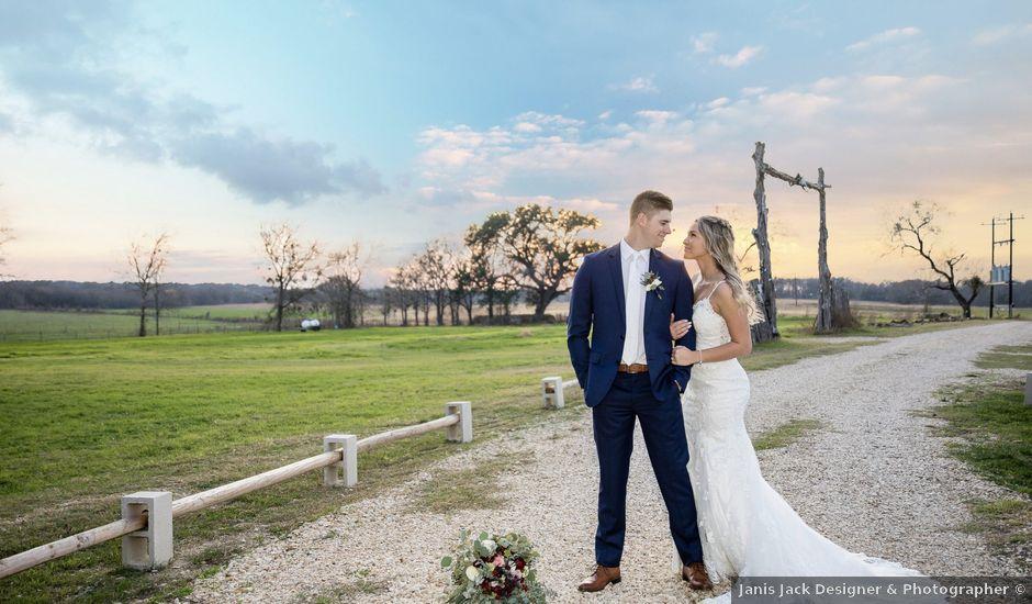 Rayan and Cora's Wedding in Buckholts, Texas