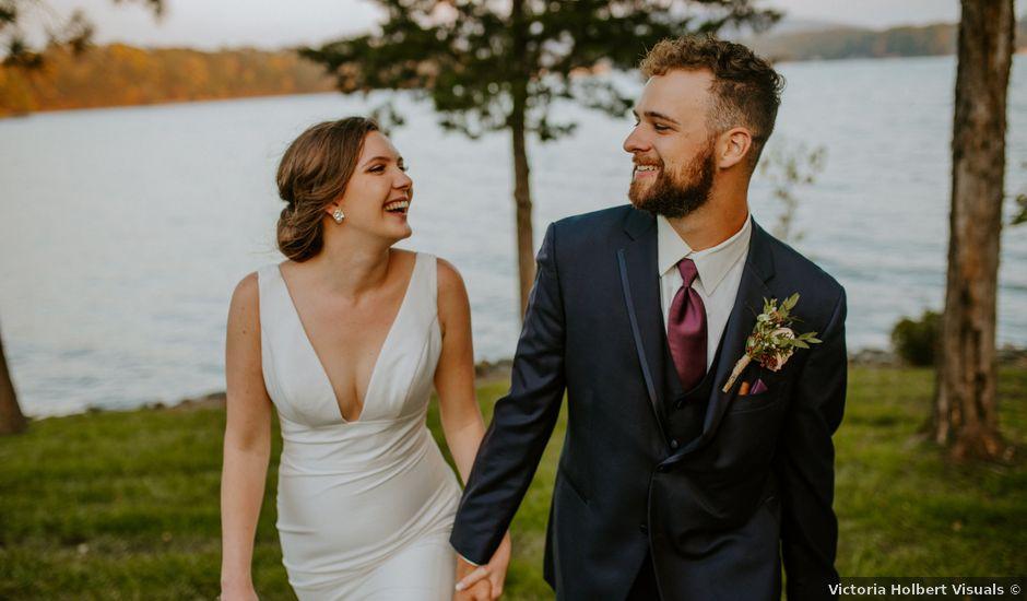 Logan and Mariah's Wedding in Huddleston, Virginia