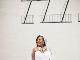 McAllister and Cornell's Wedding in Raleigh, North Carolina 8