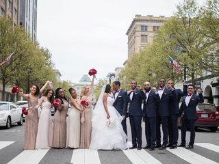 McAllister and Cornell's Wedding in Raleigh, North Carolina 13