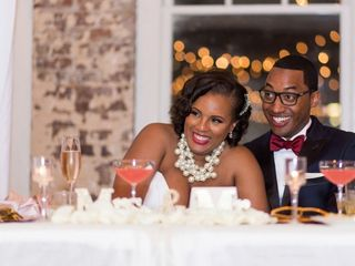 McAllister and Cornell's Wedding in Raleigh, North Carolina 23