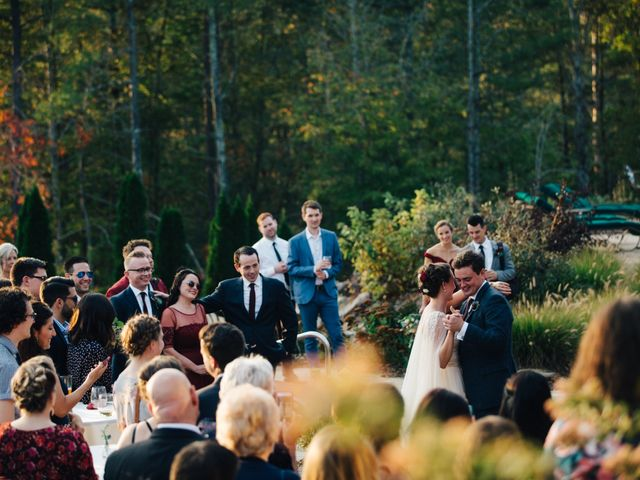 Ian and Annelise's Wedding in Asheville, North Carolina 28