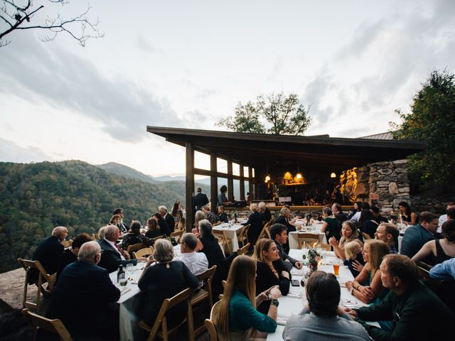 Ian and Annelise's Wedding in Asheville, North Carolina 29